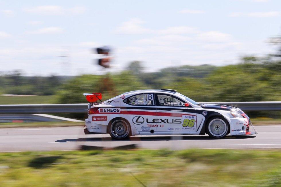 """""""Eneos 1006 km lenktynės"""" (nuotr. Tv3.lt/Ruslano Kondratjevo)"""
