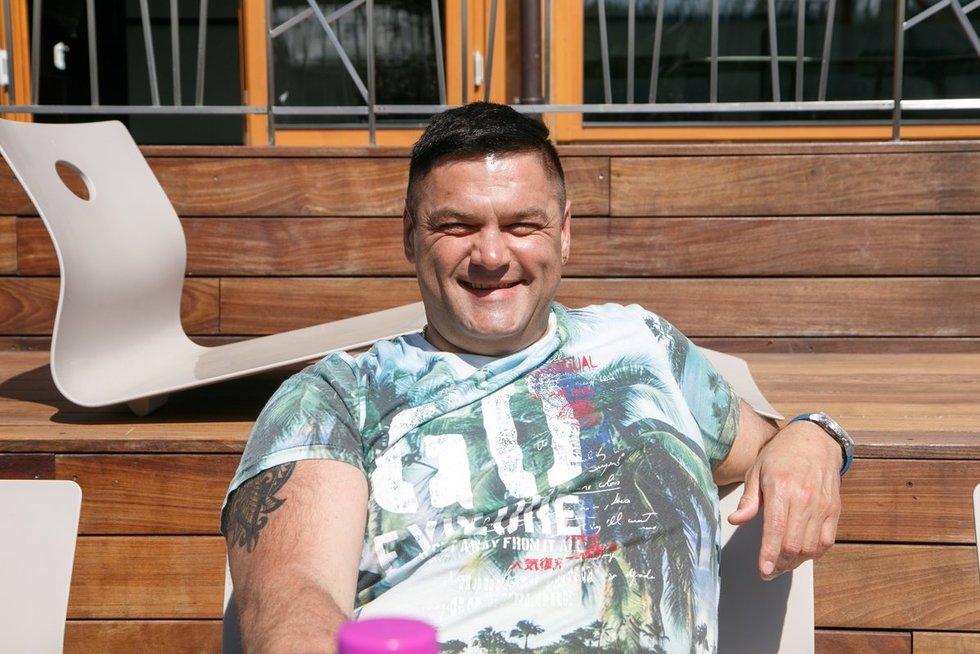 Vitalijus Cololo (nuotr. Tv3.lt/Ruslano Kondratjevo)