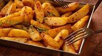 keptos bulvės (nuotr. Shutterstock.com)