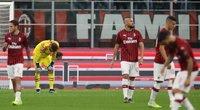 """""""Milan"""" komanda (nuotr. SCANPIX)"""