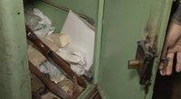 Policija ėmėsi tikrinti, kaip Lietuviai laiko ginklus: pažeidimų – apstu (nuotr. stop kadras)