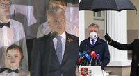 Ekspertas įvertino Nausėdos istorijas lietuje (tv3.lt fotomontažas)