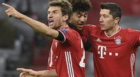 """""""Bayern"""" tapo A grupės nugalėtoju (nuotr. SCANPIX)"""