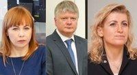 Jurgita Petrauskienė, Kęstutis Navickas, Liana Ruokytė-Johnsson (tv3.lt montažas)