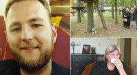 Tragiška mirtis Gyčio laukė Klaipėdos parke: 24-erių vaikino šeima nesulaiko ašarų (nuotr. stop kadras)