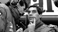 Ayrtonas Senna. (nuotr. SCANPIX)
