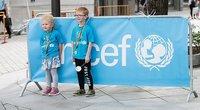 UNICEF Vaikų bėgimas