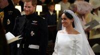 Meghan Markle ir princo Harry vestuvės (nuotr. SCANPIX)