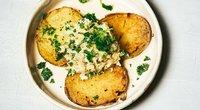 Bulvės su tunu (nuotr. Dovilė Ramoškaitė)