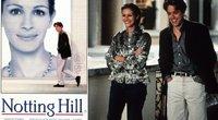 Hugh Grant ir Julia Roberts (tv3.lt fotomontažas)