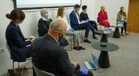 Švietimo bendruomenės diskusija su politinių partijų atstovais (Fotodiena/ Viltė Domkutė)