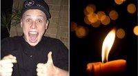 17-metis Nicholas mirė apsinuodijęs dezodorantu (nuotr. facebook.com)