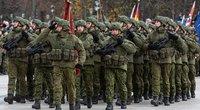 Lietuvoje minima Kariuomenės diena (Fotobankas)