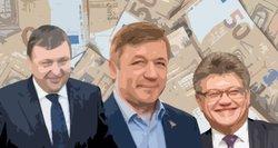 TOP 40 turtingiausi kandidatai į Seimą: į politiką veržiasi turėdami ir dešimtis milijonų
