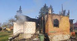Kol mama gimdė, gaisre sudegė kitas jos sūnus: šeimai renkama pagalba