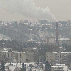 Lietuvoje padidėjo oro tarša: labiausiai kenčia didieji miestai