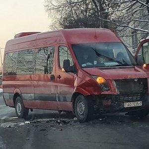 Vilniuje įvyko dvi didesnės avarijos, per vieną jų nukentėjo nėščia moteris