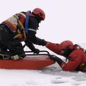 Specialistai įspėja: temperatūrai kritus ledas dar tik pradės formuotis