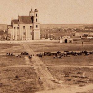 Pamatykite: seniausios žinomos Vilniaus ir Kauno nuotraukos