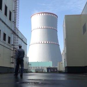 Energetikos ministras: elektros srautas iš Astravo į Lietuvą – milžiniškas