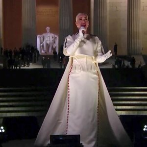 Bideno inauguraciją šventė būrys garsenybių: pasirodė ir neseniai mama tapusi Katy Perry