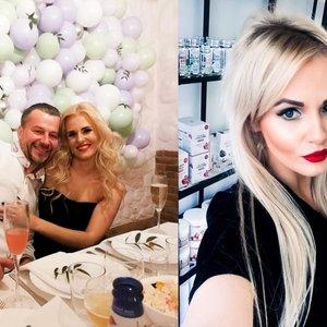 Verslininkas Martinavičius su žmona suka skirtingais keliais: apie skyrybas prabilo jo žmona Edita