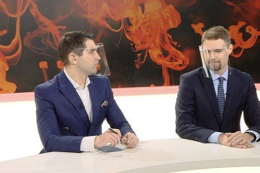 """""""Karštai su tv3.lt (nuotr. Organizatorių)"""