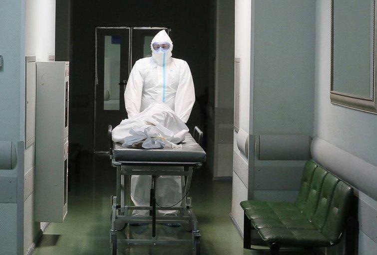 ligoninė (nuotr. SCANPIX)