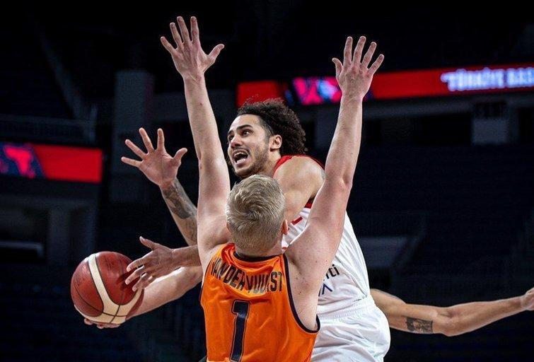 Shane'as Larkinas (nuotr. FIBA)