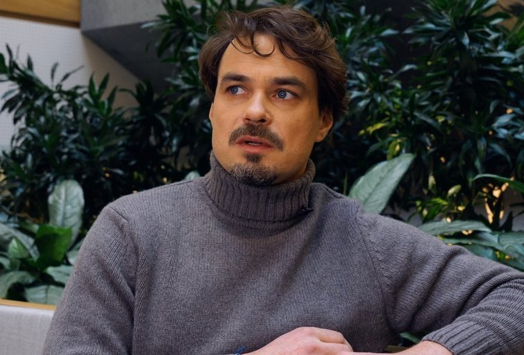 Leonardas Pobedonoscevas (nuotr. TV3)