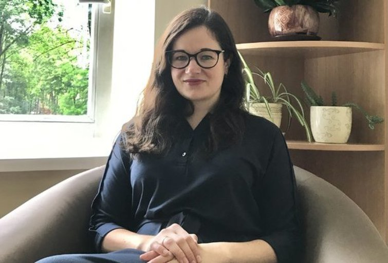 Psichoterapijos dienos stacionaro vadovė gydytoja psichiatrė Ingrida Liaudanskienė