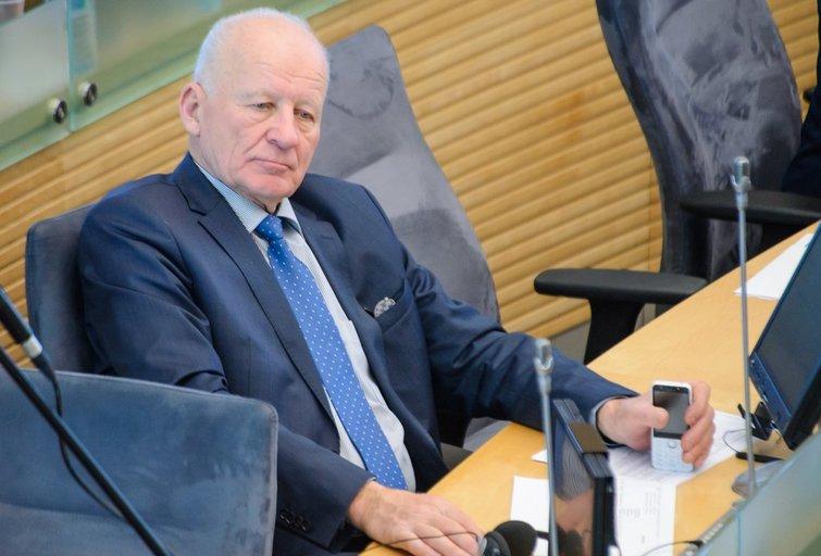 Juozas Imbrasas (nuotr. Eimanto Genio)