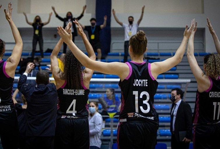 J. Jocytės klubas iškovojo pergalę (nuotr. FIBA)