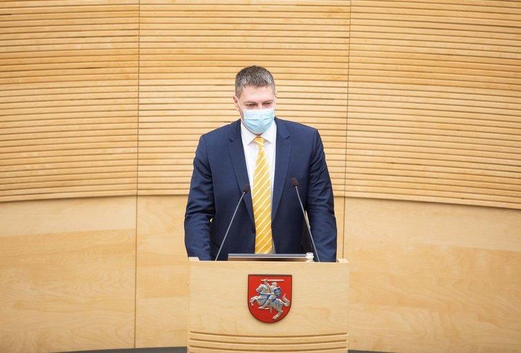 Andrius Mazuronis (Irmantas Gelūnas/Fotobankas)