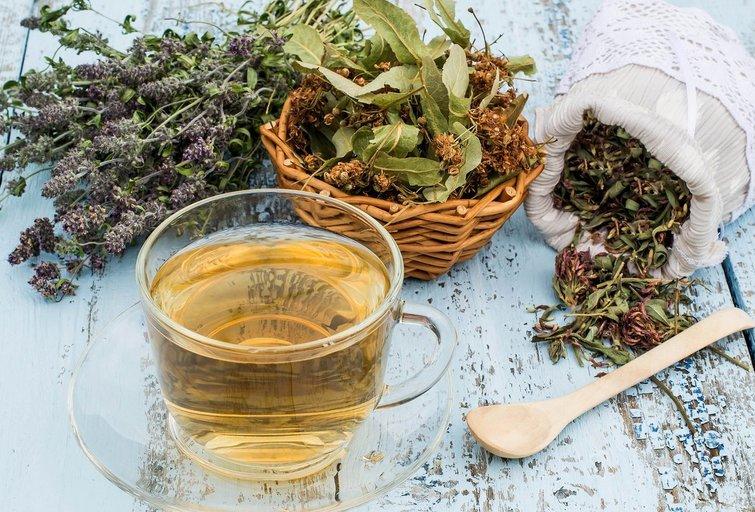 Žolelių arbata (nuotr. Shutterstock.com)