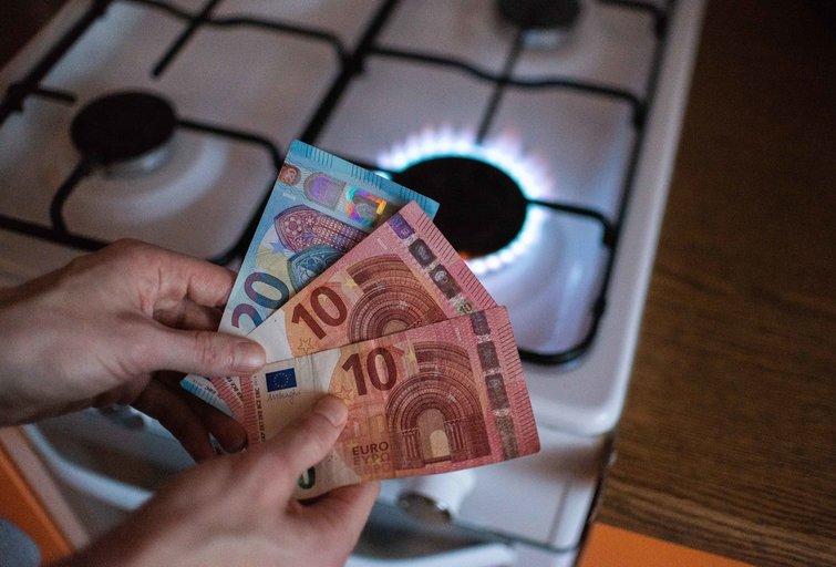 Mokestis už dujas (nuotr. Fotodiena/Justino Auškelio)