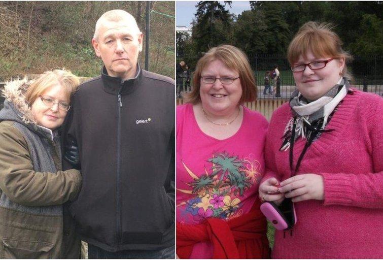 Koronavirusas Kalėdoms į ligoninę paguldė visą šeimą – neišgyveno 25 metų amžiaus dukra (nuotr. facebook.com)