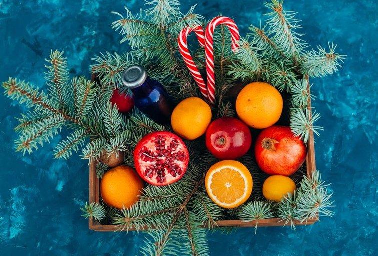 Kalėdinė dovana (nuotr. Shutterstock.com)