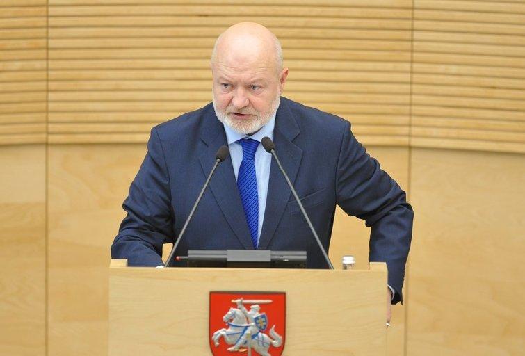 Eugenijus Gentvilas (Fotodiena nuotr.)