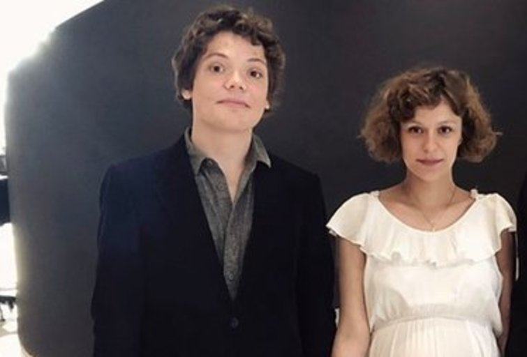 Marius Povilas Elijas Martynenko ir žmona (nuotr. facebook.com)