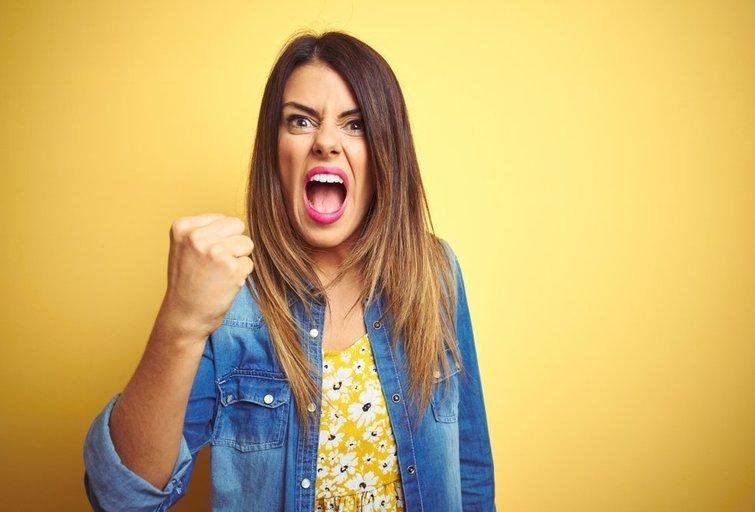 Pyktis (nuotr. Shutterstock.com)
