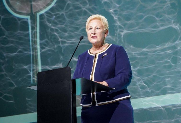 Irena Degutienė (nuotr. Fotodiena/Viltės Domkutės)