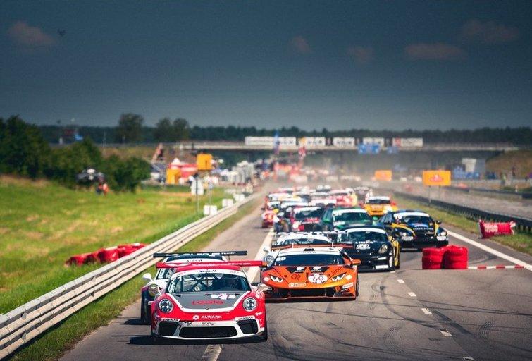 """Pradėjo dalyvių registraciją į """"Aurum 1006 km lenktynes"""", (nuotr. Vytauto Pilkausko)"""