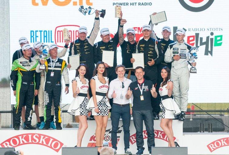 """""""ENEOS 1006 km lenktynių"""" kvalifikacija (nuotr. Organizatorių)"""