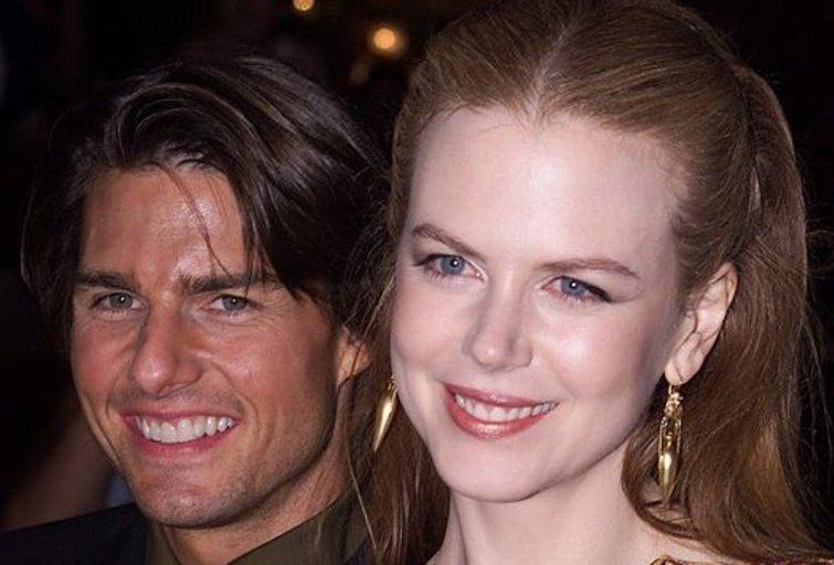 Nicole Kidman, Tom Cruise (nuotr. Vida Press)
