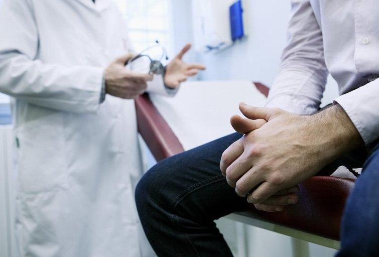 Prostatos ligos (nuotr. Shutterstock.com)