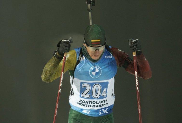 T. Kaukėnas (nuotr. Lietuvos biatlono federacijos)