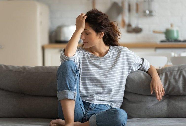 Bloga nuotaika (nuotr. Shutterstock.com)