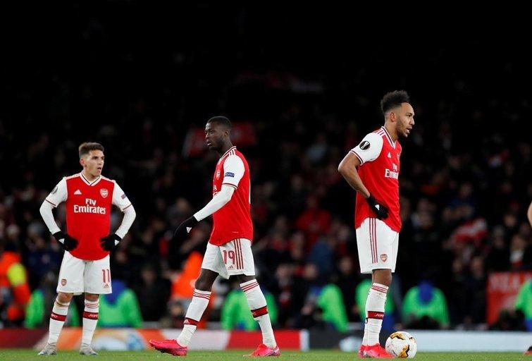 """""""Arsenal"""" baigė kovas turnyre. (nuotr. SCANPIX)"""