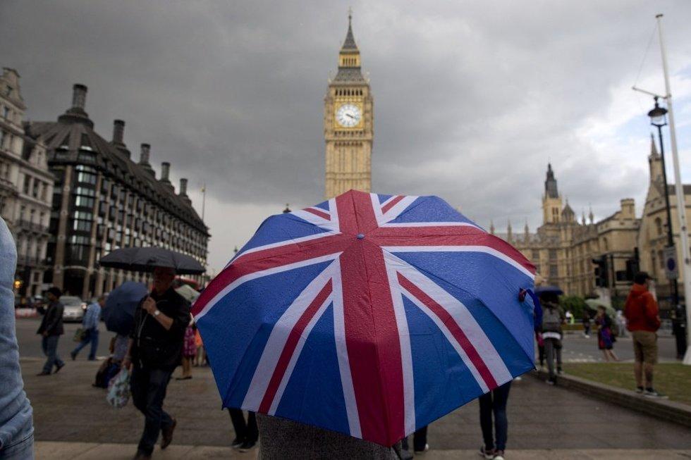 """Didžioji Britanija sulaikiusi kvapą laukia teismo sprendimo dėl """"Brexit"""""""